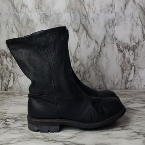 Fiorentini + Baker Boots With Side Zip
